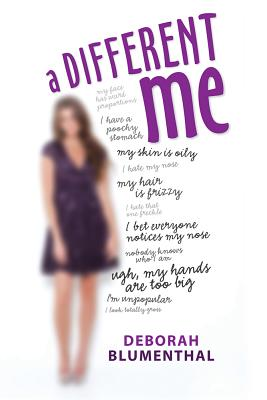 A Different Me By Blumenthal, Deborah